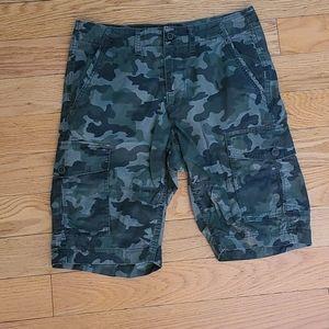 SONOMA cargo shorts 100% cotton